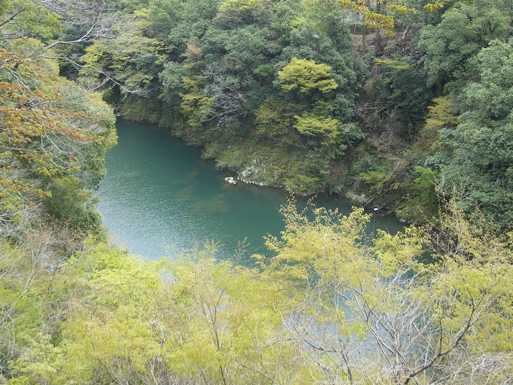 愛知川の清流(えちがわ の せいりゅう)